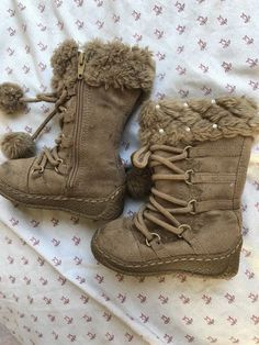 03889cc56cc1 Girls Fashion Snow Boots  fashion  clothing  shoes  accessories   kidsclothingshoesaccs  girlsshoes