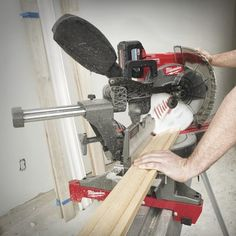 Milwaukee M18 FUELtm 12in. Dual Bevel Sliding Compound Miter Saw with ONE-KEY Kit — One Battery, Model# 2739-21HD Sliding Compound Miter Saw, Compound Mitre Saw, Milwaukee M18, Circular Saw Blades, Cordless Tools, Key, Model, Unique Key