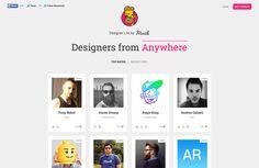 Top 10 Websites for Designers—Designer List