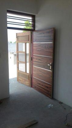 Exterior Doors, Door Design, Room, Furniture, Home Decor, Bedroom, Decoration Home, External Doors, Room Decor