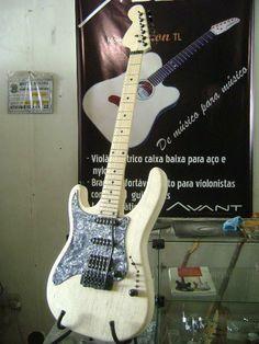 Mozart - Guitar - Hendrix Model