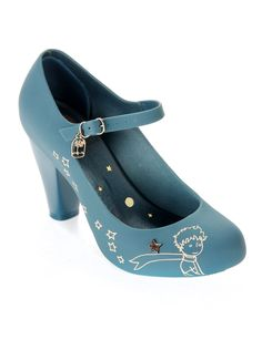 Sapatos Melissa Ashia Little Prince Verdes