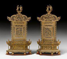 China, Chinese Mythology, Art Decor, Decoration, Chinese Lanterns, Incense Burner, Chinese Art, Decorative Objects, Architecture Details