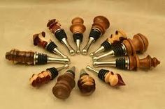 Image result for woodturning bottle stoppers