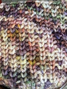 Ravelry: Jersey Stitch in the Round pattern by Mel Harrison