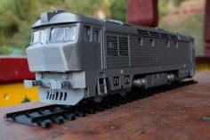 Locomotive series 749 by Mikimaus; scale 1:40