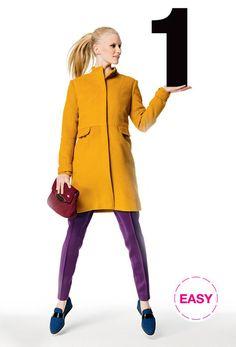 BurdaEasy Coats HW/2014    BurdaStyle