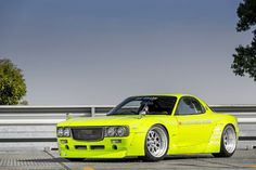 Mazda Rx-7 FD Rocket Bunny Boss Kit