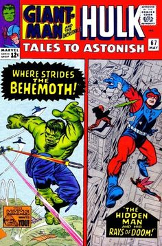Tales to Astonish #67, Hulk and Giant-Man