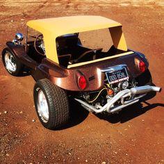Manx Dune Buggy Car Volkswagen Hot Vw Sand Rail Beach