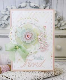 painted flowers... | LilyBean's Paperie | Bloglovin'