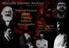 Marxist Internet Archive provides an extremely comprehensive library of the Marxist canon, including history and encyclopedia. Social Democracy, Politics, Professor, Cultural Criticism, Critical Theory, Online Income, Political Science, European History, France