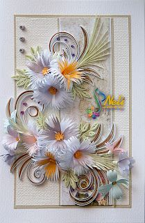 Neli Quilling Art: Flowers