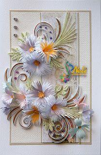 Neli Quilling Art: Flowers