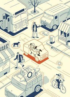 Google's Driverless Car - http://cdn5.bizcatalyst360.com/googles-driverless-car/