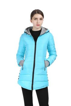 8832c6010dd1 BOSIDENG womens clothing Spring down coat regular jacket ultra light ...