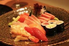 Sushi i Sashimi (Cuina japonesa)