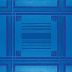 Encuadre y distorsión V, Xaime Quesada Blanco, 2003 1975, White People, Pintura