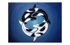 Ying & Yang Orcas