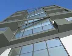 """Check out new work on my @Behance portfolio: """"Office building"""" http://be.net/gallery/32325583/Office-building"""