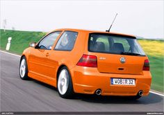 2004 VW R32 tropic orange  I would LOVE this car!