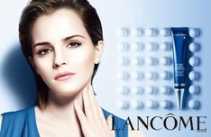 Emma Watson's fans accuse her of promoting skin lightening over Lancome campaign   Daily Mail Online