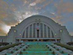 Union Terminal & Cincinnati Museum Center, Cincinnati, OH