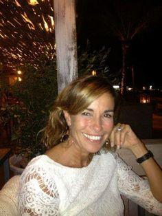 Cristina Parodi wears Claudia Oddi earrings....MUST HAVE!