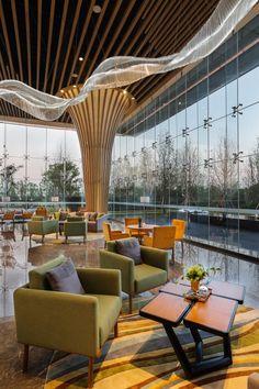 International Design Excellence Awards | Yango Fairview Bay Sales Office