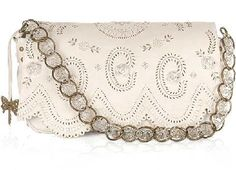 Anna Sui has got the ultimate girly, bohemian-style bags