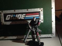 """G.i. Joe Pursuit of Cobra """"Destro"""""""