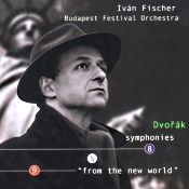 John J. Puccio at Classical Candor reviews Dvorak: Symphonies 8 & 9, with Ivan Fischer and the Budapest Festival Orchestra on a Philips CD.