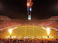 Scott Stadium UVA