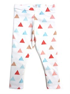 Fall 2014 Collection: Watercolour Leggings for your baby or toddler from www.brikhouse.com