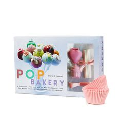 Pop Bakery Kit, $24.95 #sportsgirl Ribbon Cake, Little Cakes, Cellophane Bags, Love Cake, Novelty Gifts, S Girls, Bakery, Place Card Holders, Kit