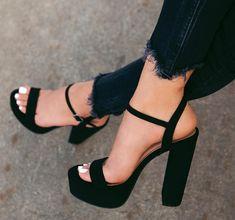 Women shoes Trends High Heels - - Women shoes Sale - Women shoes For Summer Casual - Women shoes Flats Outfits - Fancy Shoes, Cute Shoes, Me Too Shoes, Lace Up Heels, Pumps Heels, Shoes High Heels, Sparkly Heels, Black High Heels, Classic Shoes