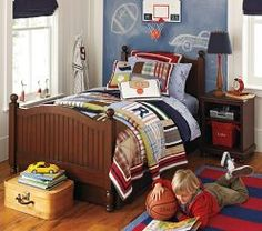 Boys Rooms | Pottery Barn Kids