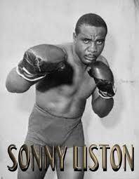 Sonny Liston. This was a bad man. Before Ali beat him, this was one of the most feared men alive. Before there was Tyson, Liston was a name people feared.