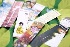 booksandtheirstories:  Book Depository Bookmarks