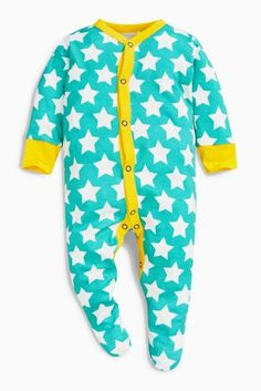 Clothing, Shoes & Accessories Girls' Clothing (newborn-5t) Humble Lovely Blue Mummy's Little Rascal Boys Next Babygrows Up To 1 Month Jade White