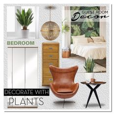 """""""Decorate With Plants"""" by elena-777s ❤ liked on Polyvore featuring interior, interiors, interior design, home, home decor, interior decorating, Assembly Home, Kate Spade, PLANT and AERIN"""