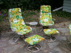 Homecrest Vintage Patio Furniture Exterior Home