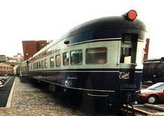 """Baltimore and Ohio Railroad Museum Baltimore - """"the National Limited"""""""