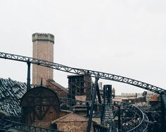 Discovering the new rollercoaster @ phantasialand  #rollercoaster #vscocam