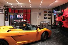 Nice looking garage!! Park Place Garage Co. - Vancouver, BC