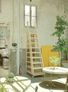 'La Scaletta'. Design by La Clinica