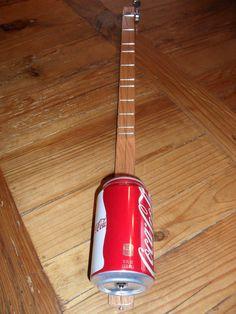 Canjo 1-String Strum Stick with Dulcimer Neck by WillisMountain
