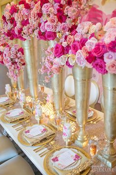 Beauty And The Beast Quinceanera Theme For Your Wedding Plan Quinceanera Centerpieces, Quinceanera Themes, Wedding Centerpieces, Wedding Table, Centerpiece Ideas, Candy Centerpieces, Centrepieces, Dream Wedding, Wedding Day