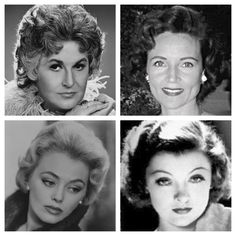 Recognize these ladies? (The Golden Girls) Golden Girls, Famous Faces, Old Hollywood, Celebs, Lady, People, Nostalgia, Clean Eating, Women