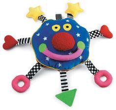 #puericultura Manhattan Toy – Aro de peluche para bebés